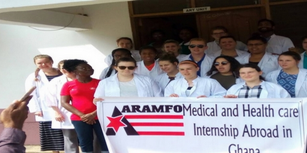 aramfo medical internships banner